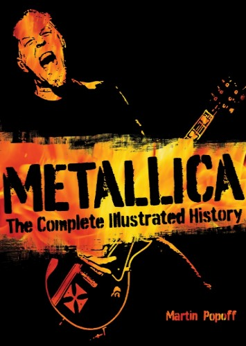 Metallica-Master of Puppets: Die ultimative Bildbiografie