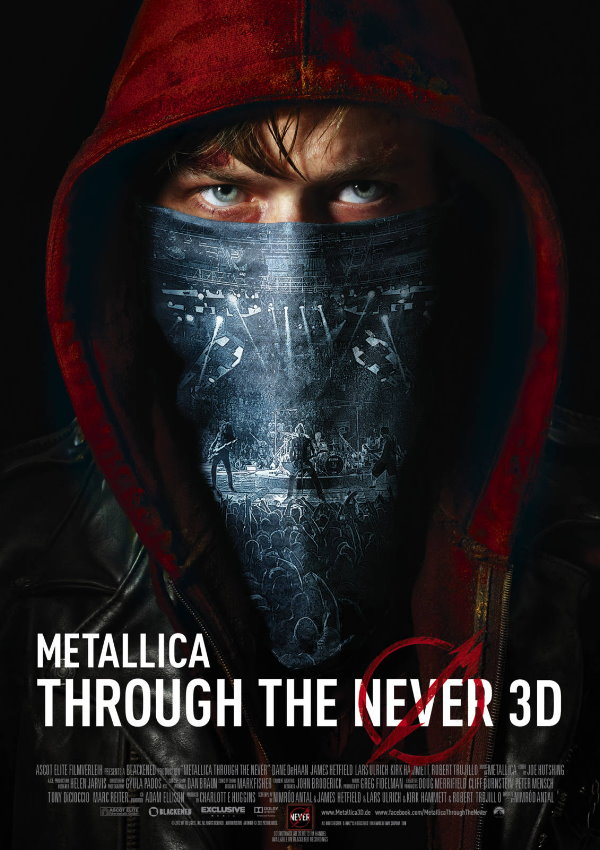 Through The Never